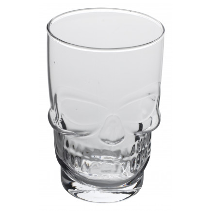 Glass Cooler skull, Prime Bar - 735ml