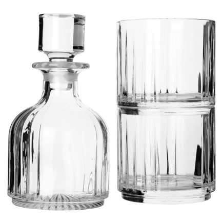 Combo Set, RCR - decanter + 2 glasses