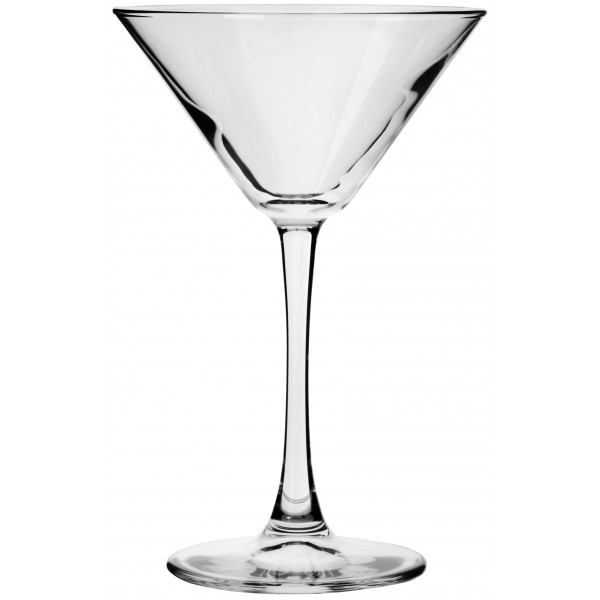 martini glass enoteca pasabahce 230ml 6pcs