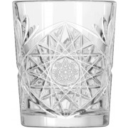 Double Old Fashioned glass, Hobstar Libbey - 355ml