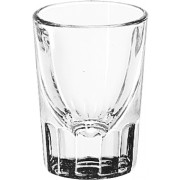Fluted Whiskey glass, Shooters & Shots Libbey - 44ml (12pcs)
