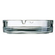 Ashtray, Arcoroc - glass (14,5cm)