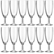Champagne glass, Royalty Royal Leerdam - 145ml, 0,1l calibration mark (12pcs)
