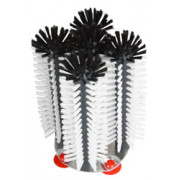 Glass cleaning brush - 5-piece