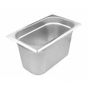 Gastronomy-standard container - stainless steel (GN 1/4)