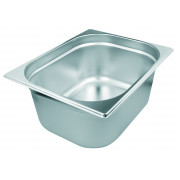 Gastronomy-standard container - stainless steel (GN 1/2)
