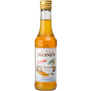 Caramel light - Monin Syrup mini, sugarfree (0,25l)