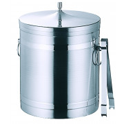 Ice bucket - stainless steel (several sizes)