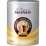 Monin Frappé Base - Coffee 1,36kg