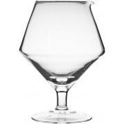Mixing glass with spout, footed - 1,0l