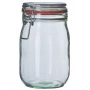 Preserving Jar with rubber ring - 1140ml