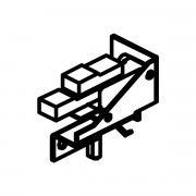 09145 - Santos #9 - Detection assembly for drawer