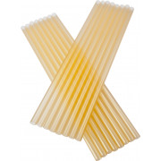 Drinking straws, Jumbo (8x255mm), gold
