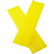Drinking straws, Jumbo (8x255mm), yellow