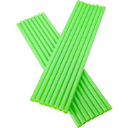 Drinking straws, Jumbo (8x255mm), green