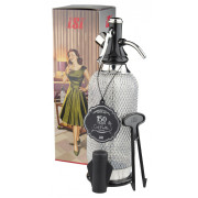 Soda Siphon Classic, with net, iSi - 1l