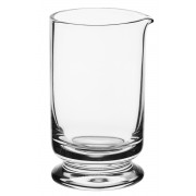 Mixing glass Calabrese with spout - 600ml