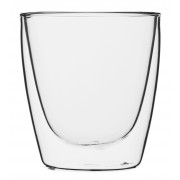 Doppio glass without handle, double-walled, Lounge - 0,15l