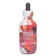 Hibiscus Flower, natural concentrate red - 100ml