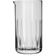 Mixing glass Paddle tall with pouring lip, Prime Bar - 840ml