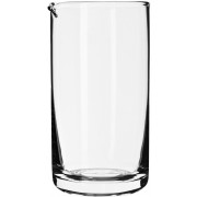 Mixing glass Smooth tall with pouring lip, Prime Bar - 820ml
