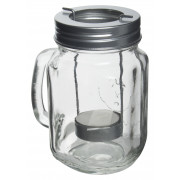 Candle light holder - Drinking jar