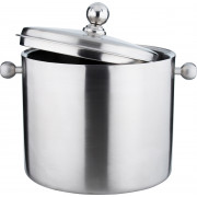 Ice Bucket, stainless steel, double walled - 8l