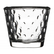 Tea Light, Vario Goccia Leonardo - transparent