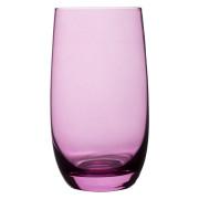 Longdrink glass, Sora Leonardo - 390ml, viola