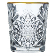 Double Old Fashioned, Hobstar with Gold Rim, Libbey - 355ml