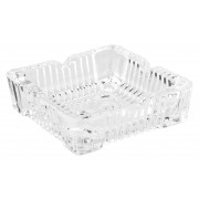 Ashtray Rock, glass - square, stackable
