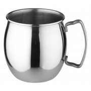 Stainless steel mug Moscow Mule, Prime Bar - 400ml