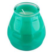 Storm lantern Twilight, Bolsius Professional -  jade green