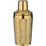 Cobbler Shaker, gold-colored, Prime Bar - 350ml