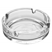 Ashtray Dresda, glass, round, stackable, Pasabahce (10,7cm)