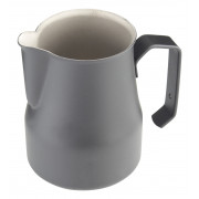 Milk jug Europa, Motta, stainless steel black - 350ml