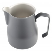 Milk jug Europa, Motta, stainless steel black - 500ml