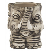 "Tiki mug ""elephant"", matt finish - 350ml"