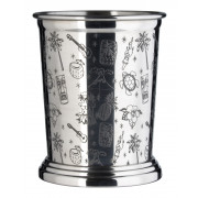 Julep cup Tiki, Urban Bar - stainless steel (400ml)