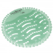 Mesh guard for urinals, green - fragrance: cucumber-melon (1 pc.)