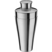 "Cocktail shaker ""Hampton"", Carl Mertens, stainless steel, tripartite (530ml)"