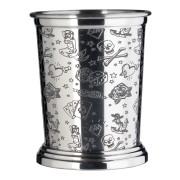 Julep cup Tattoo, Urban Bar - stainless steel (400ml)