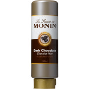 Dark Chocolate Sauce - Monin (500ml)