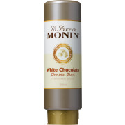 White Chocolate Sauce - Monin (500ml)
