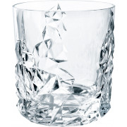 Double Old Fashioned D.O.F. glass, Sculpture Nachtmann - 365ml