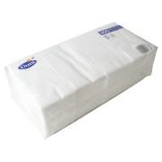 Pure pulp tissue, 2-plies - 40 x 40cm Duni (300pcs.)