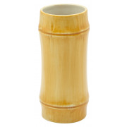 Tiki Mug Bamboo, brown - 500ml (4 pcs.)