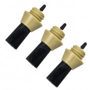Replacement bristles for coffeetool - set of 3