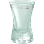 Wachtmeister, Arcoroc - 28ml, calibration mark (24pcs)