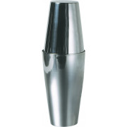 Cocktail shaker, stainless steel, Tin in Tin, twopartite (600ml)